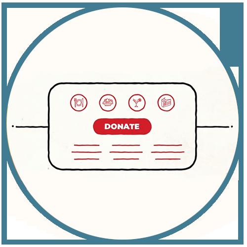 Featured Restaurant Icon Button